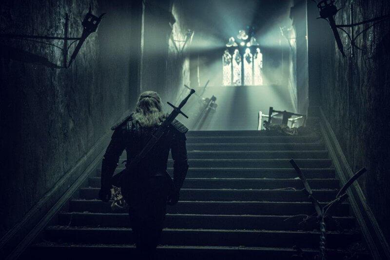 Кадр из сериала Ведьмак 2 сезон