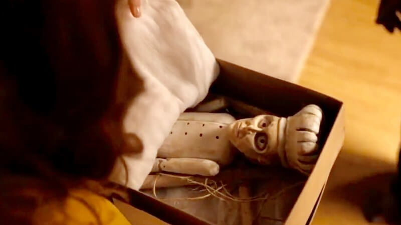 Кукла из сериала Дом с прислугой