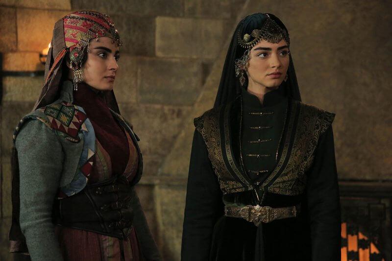 Девушки Основание: Осман 2 сезон