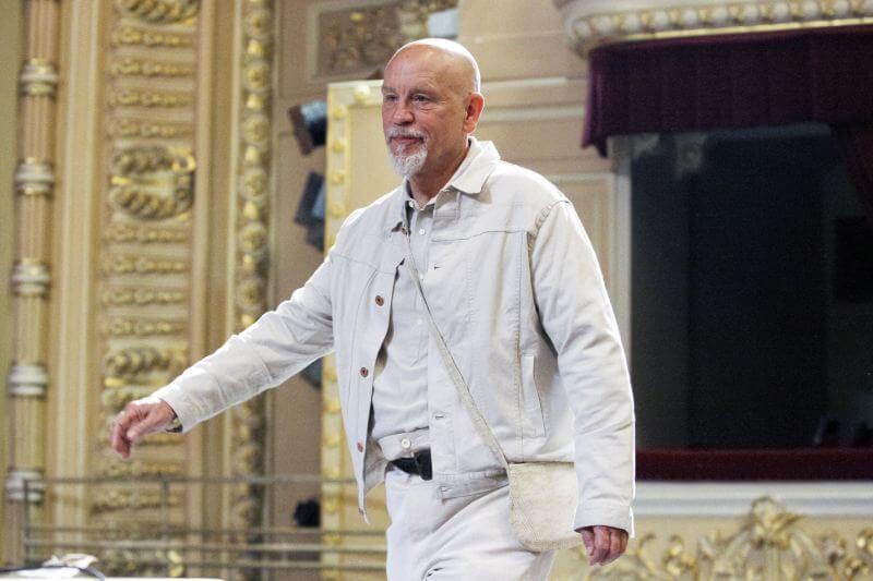 Джон Малкович Новый Папа 2 сезон