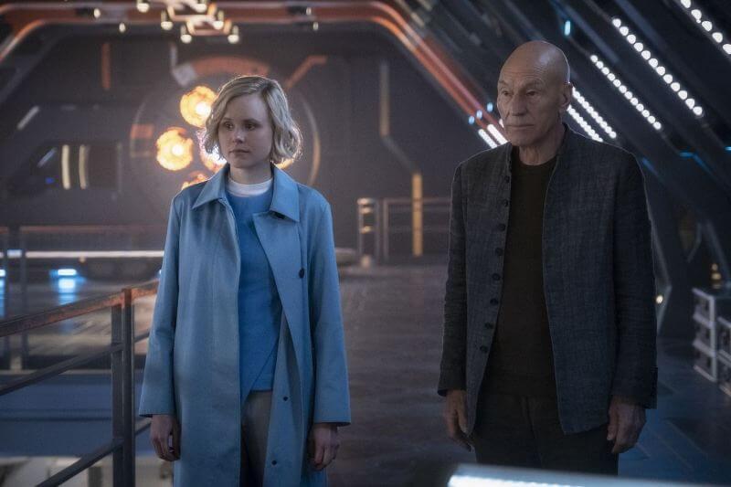 Элисон Пилл Звездный путь: Пикар 2 сезон