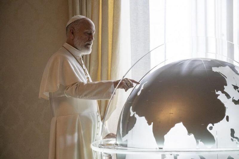 Кадр из сериала Новый Папа 2 сезон