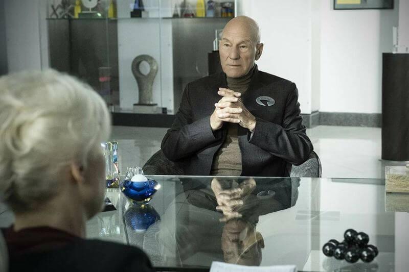 Патрик Стюарт в сериале Звездный путь: Пикар 2 сезон