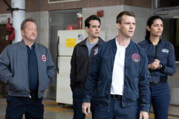 Дата выхода Пожарные Чикаго 9 сезон