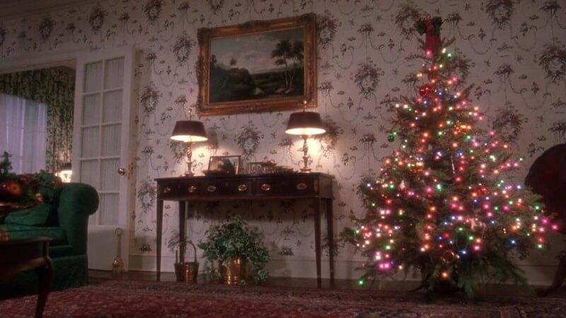 Рождественская ёлка Один дома 6