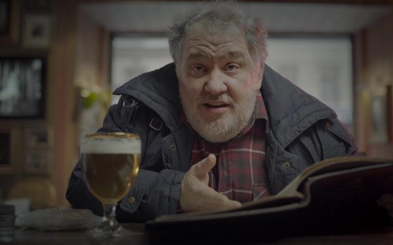 Андрей Шарков Бар На грудь 3 сезон