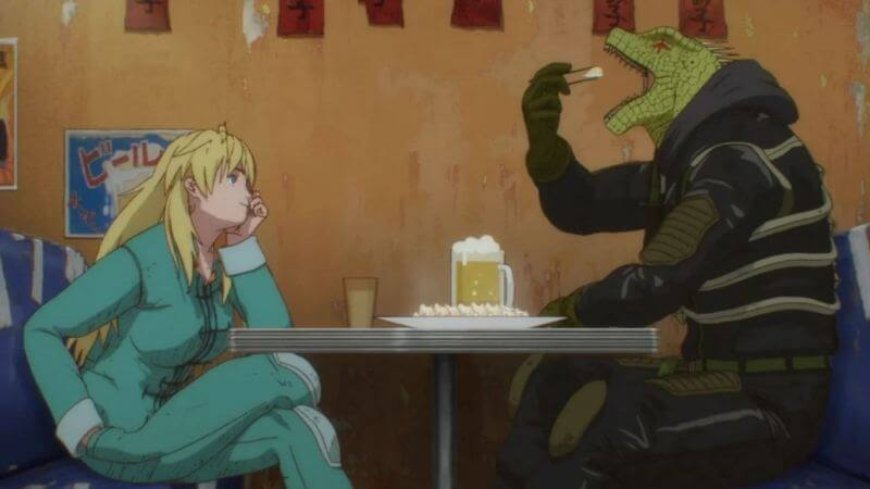Главние герои аниме Дорохедоро 2 сезон