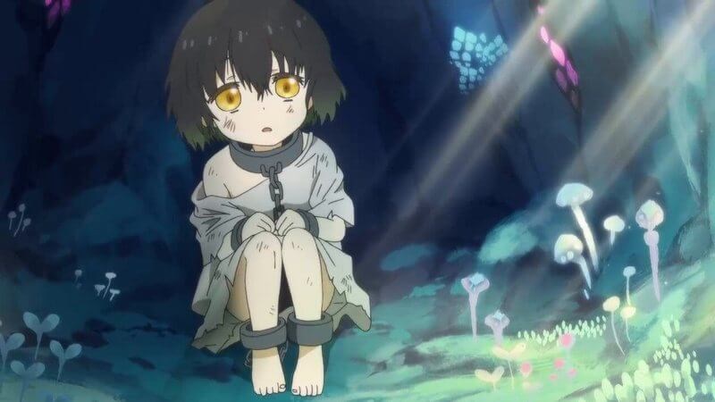 Инори Минасэ в аниме Сомали и лесной дух