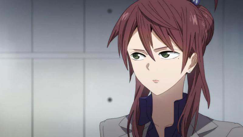 Персонажи аниме ID: Вторжение 2 сезон