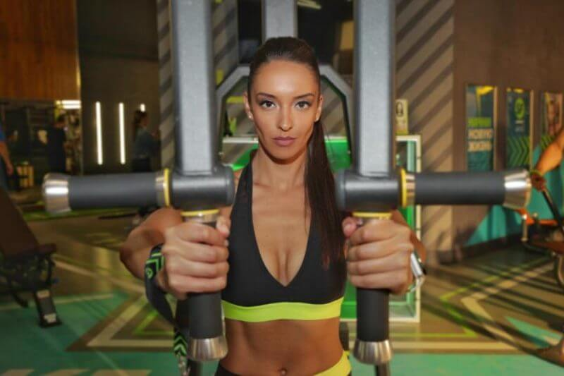 Татьяна Храмова в проекте Фитнес