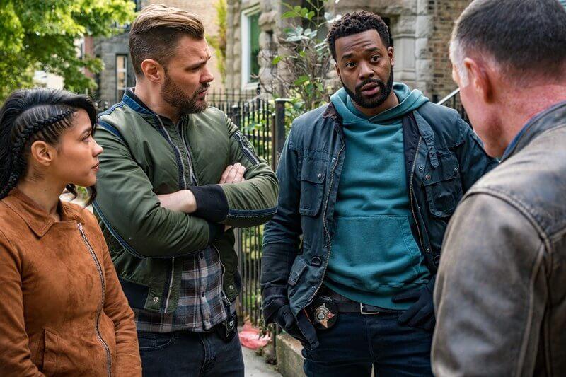 Главные герои Полиция Чикаго 8 сезон