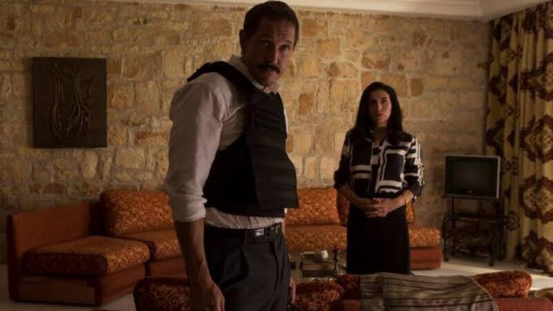 Кадр из сериала Центральный Багдад 2 сезон