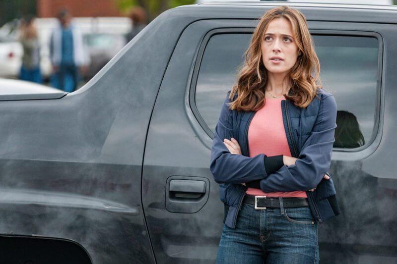 Марина Скверчати в сериале Полиция Чикаго 8 сезон