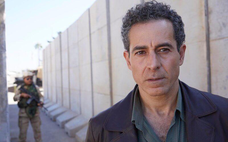 Валид Зуэйтер в проекте Центральный Багдад 2 сезон