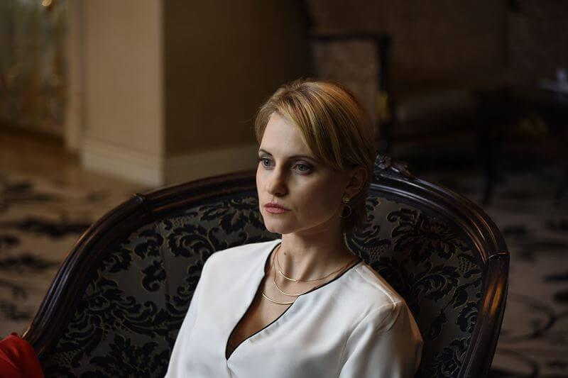 Анна Бегунова в проекте Рикошет 2 сезон