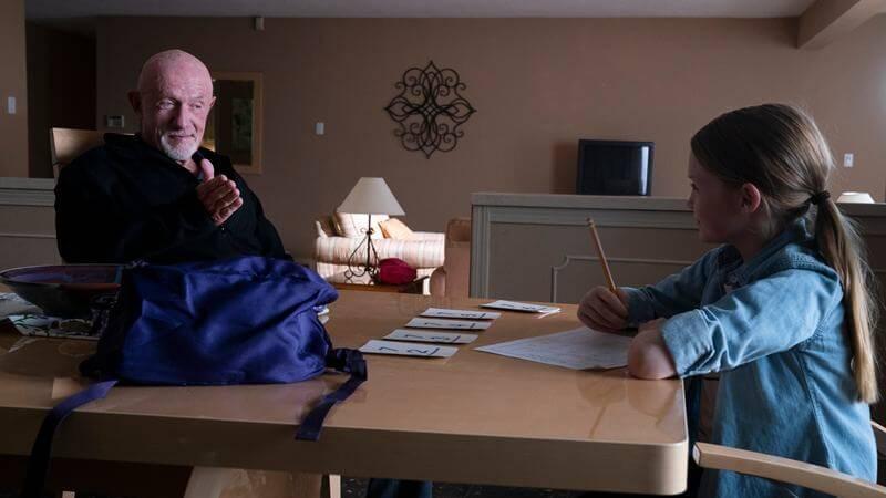 Джонатан Бэнкс в проекте Лучше звоните Солу 6 сезон