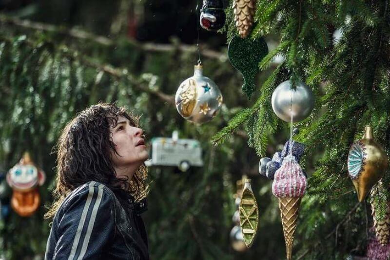 Эшли Каммингс в сериале Страна Рождества 3 сезон