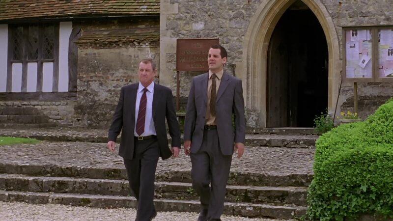 Главные герои Чисто английские убийства