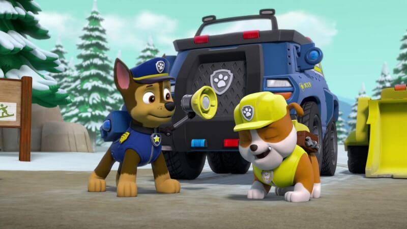 Кадр из мультфильма Щенячий патруль 8 сезон