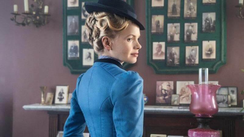 Кейт Филлипс в сериале Мисс Скарлет и Герцог 2 сезон