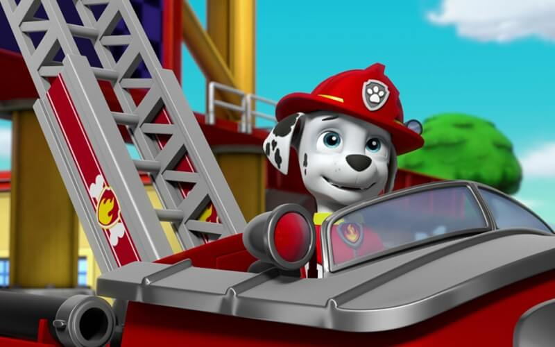 Пожарник Щенячий патруль