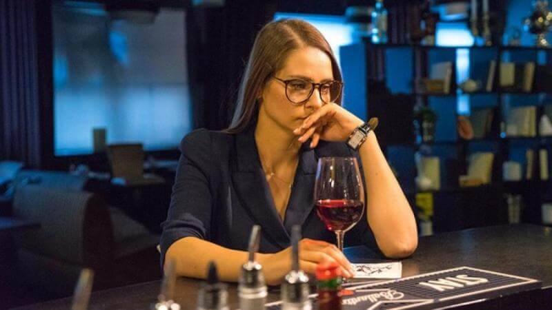 Глафира Тарханова в сериале Синичка 5 сезон