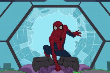 Дата выхода Человек-паук 4 сезон