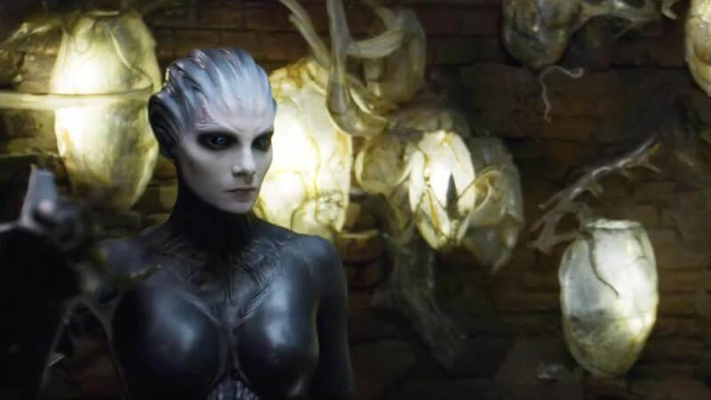 Инопланетянка Вратарь Галактики