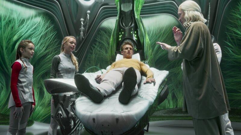 Кадр из фильма Вратарь Галактики 2