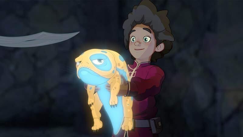 Мальчик Принц драконов