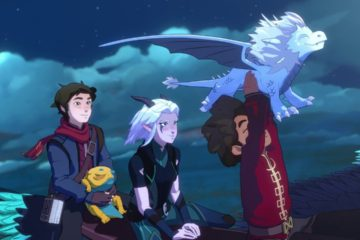 Дата выхода Принц драконов 4 сезон