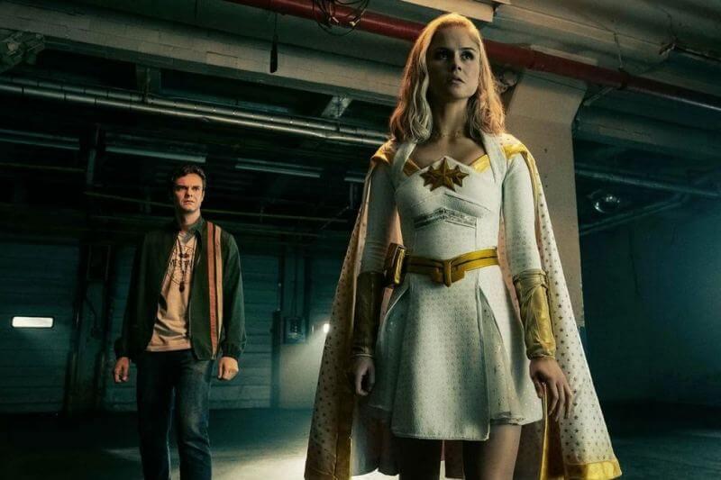 Кадр из сериала Пацаны 3 сезон