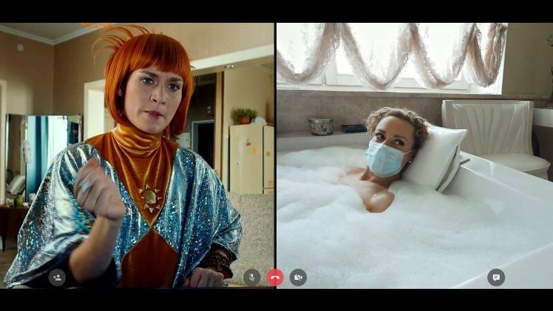 Мария Машкова в сериале Света с того света 2 сезон