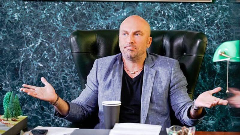 Дмитрий Нагиев Кухня. Война за отель 3 сезон