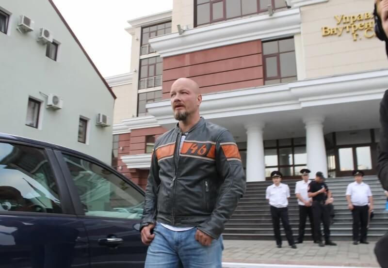Никита Панфилов в сериале Лихач 2 сезон