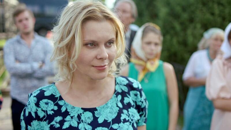 Яна Троянова в сериале Ольга 6 сезон
