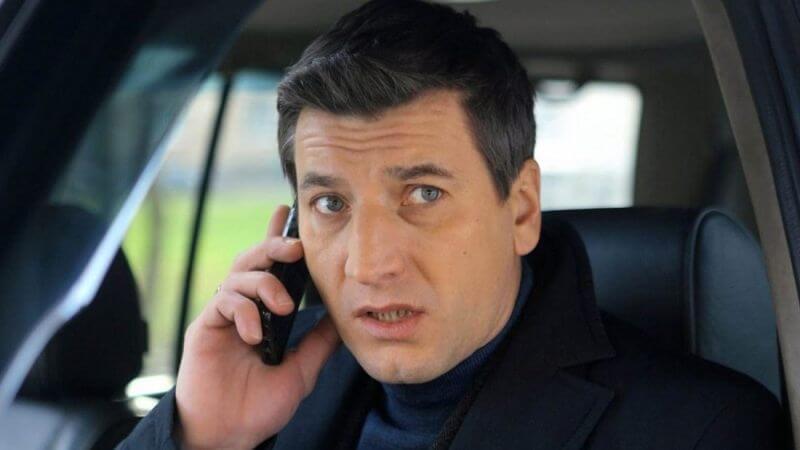 Александр Устюгов в сериале Ментовские войны 12 сезон