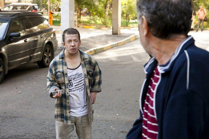 Кадр из сериала Чича из Ольги 2 сезон