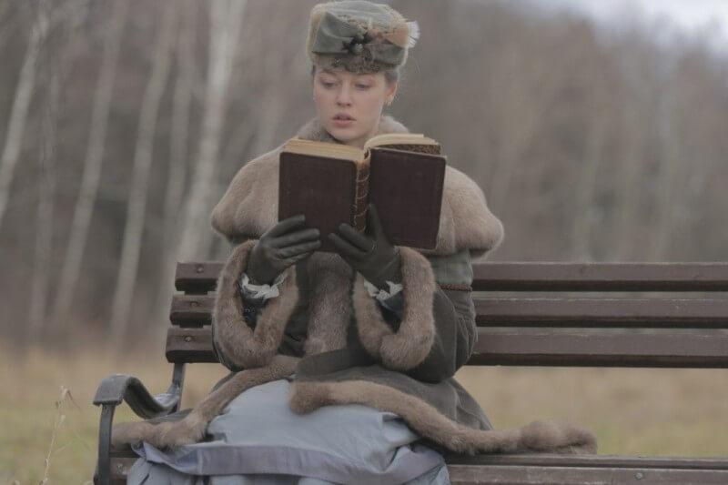 Александра Никифорова в сериале Анна-детектив 3 сезон
