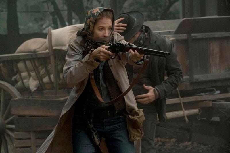 Алисия Дебнем-Кери в сериале Бойтесь ходячих мертвецов 7 сезон