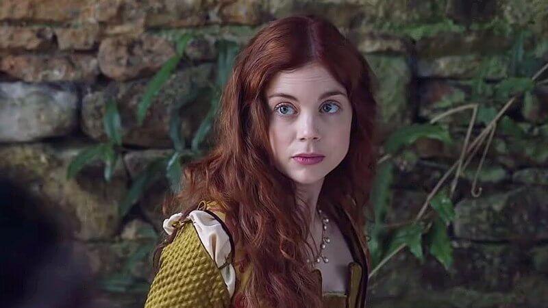 Шарлотта Хоуп в сериале Испанская принцесса 3 сезон