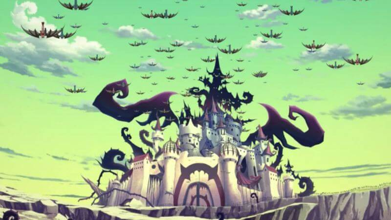 Замок Сон в замке демона