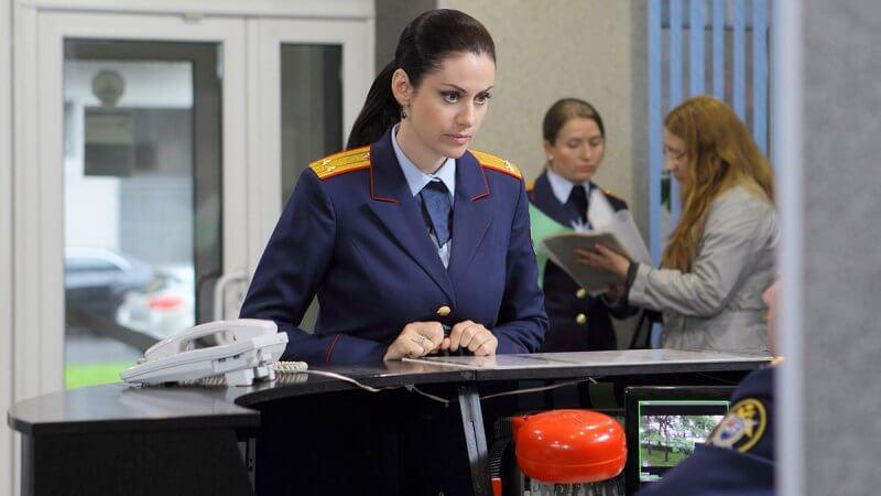 Анна Ковальчук в сериале Тайны следствия 21 сезон