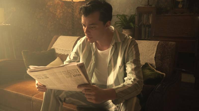 Джек Бэннон в сериале Пенниуорт 3 сезон