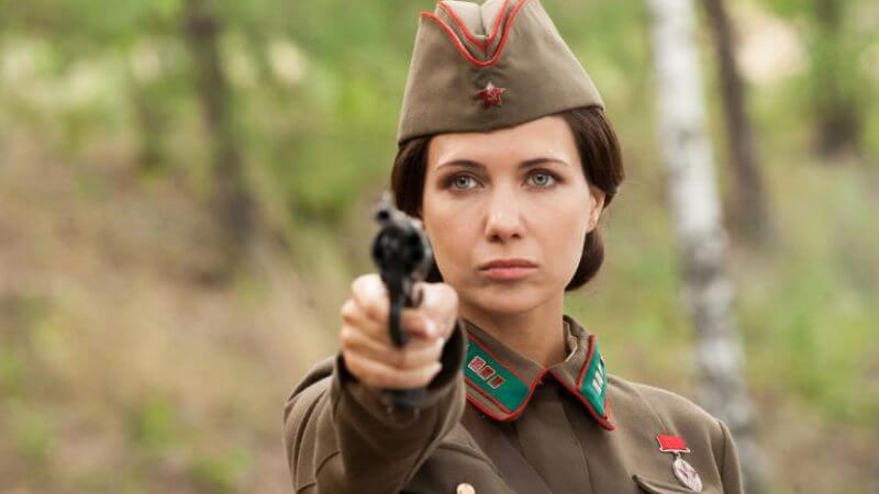 Екатерина Климова в проекте По законам военного времени 5 сезон