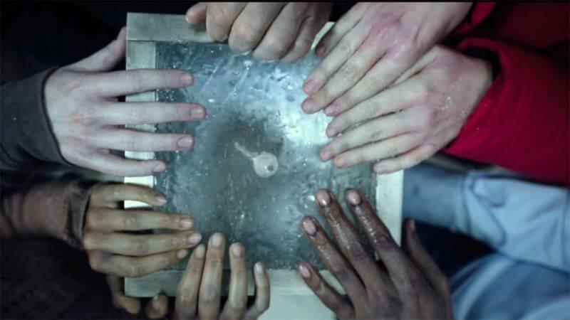 Руки Клаустрофобы