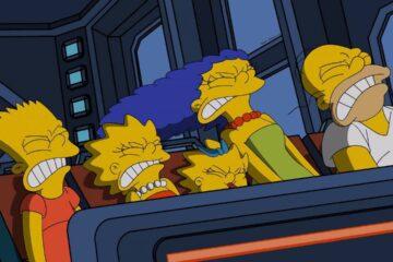 Дата выхода Симпсоны 33 сезон