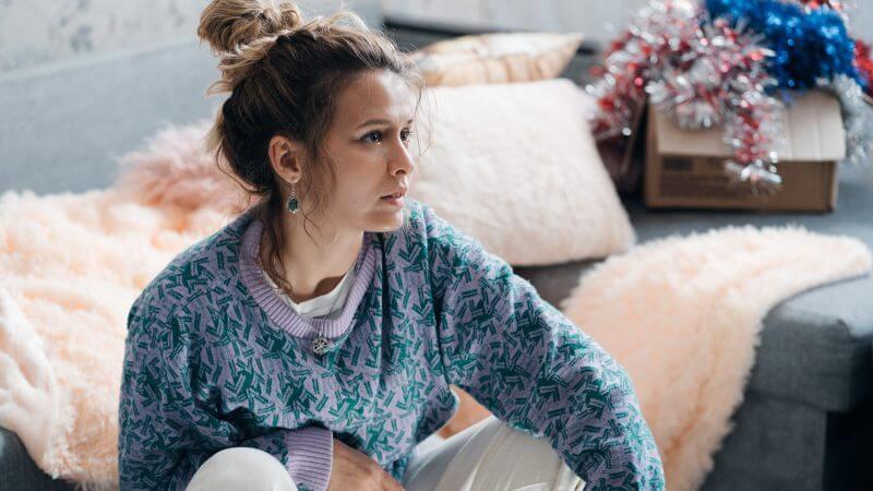 Главная героиня Настя, соберись 2 сезон