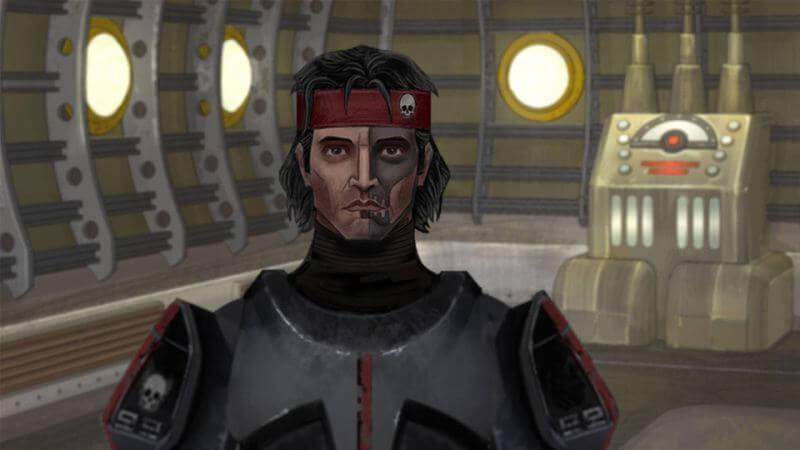 Хантер (Охотник) Звездные войны: Бракованная партия