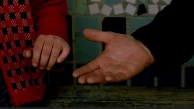 Кадр из сериала Чикатило. Явление зверя